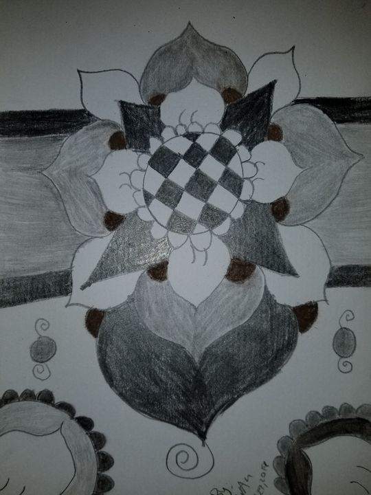 Flower In My Mind - Barbara Akram
