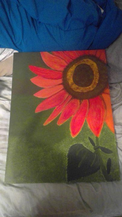 Firy Sunflower - Sarah Theller: Artist