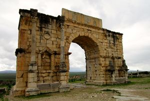 Ancient Volubilis
