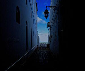 Pathway to the Ocean