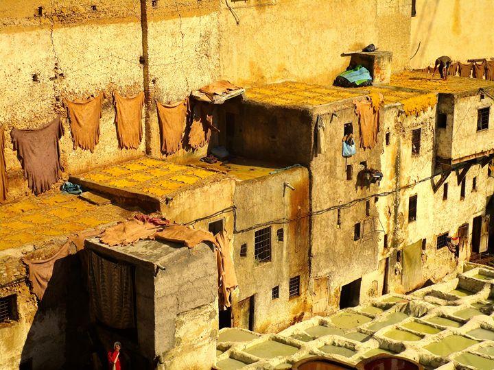 Morocco - De Vore
