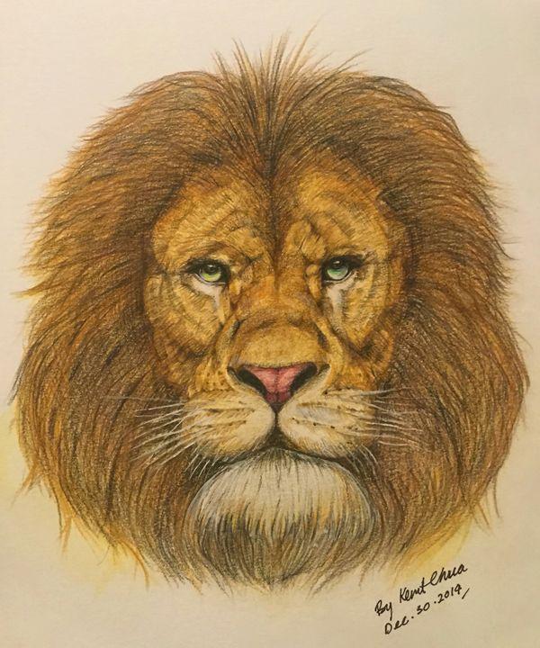 The Regal Lion Roar Of Freedom - Kent Chua