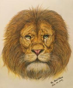 The Regal Lion Roar Of Freedom