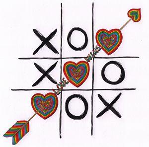 Love Wins Drawing