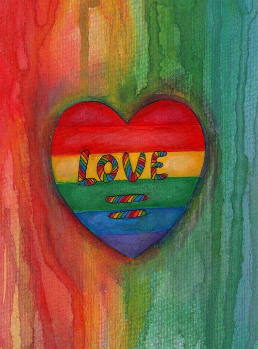 Love Is Equal - Kent Chua