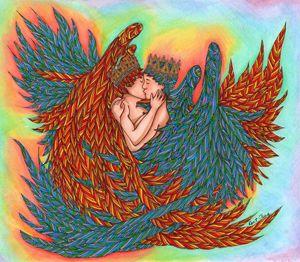 Rainbow Prince Angels