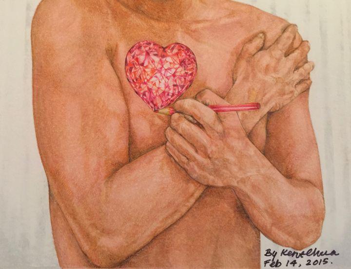 Embrace Love - Kent Chua