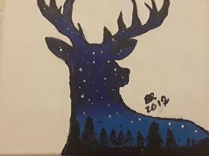 The Midnight Deer