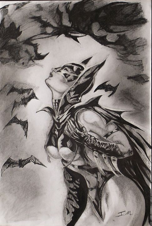 into bats - khoete