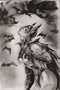 into bats