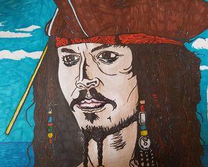Jack Sparrow 'New Horizons'