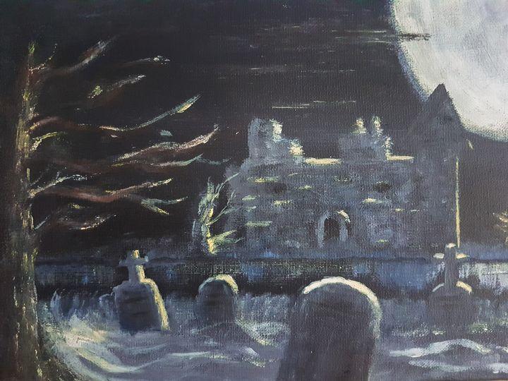 Dead of Night - DaleBoden_Art