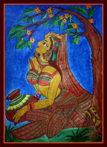 Radha, An Eternal Lover