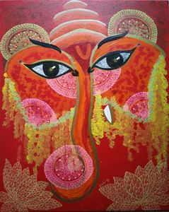 Gananaayaka- The Ganesha I see