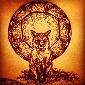 Fox with Mosaic