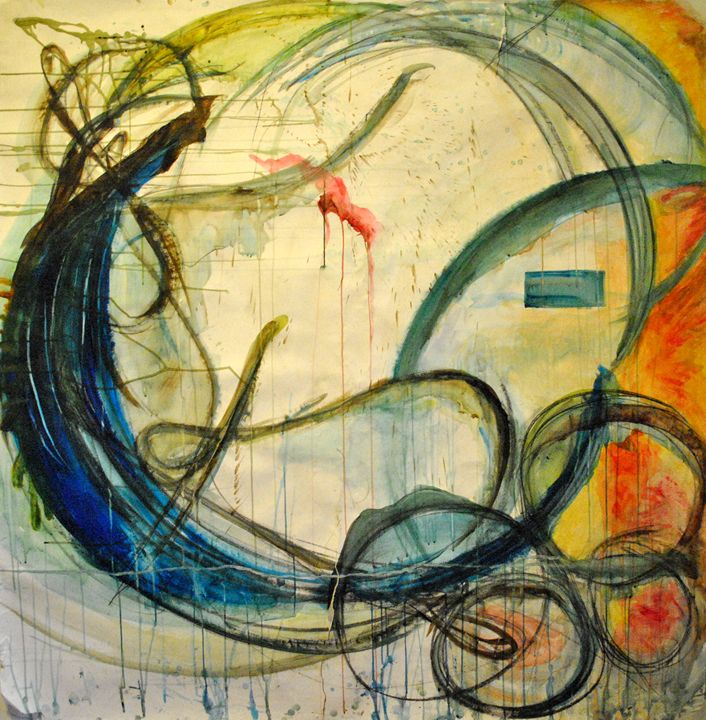 Agua Blue - Syree Palm