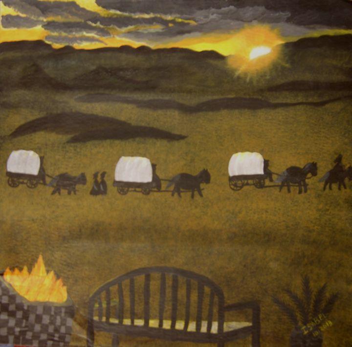 Settlers Caravan - Huthmacher I.
