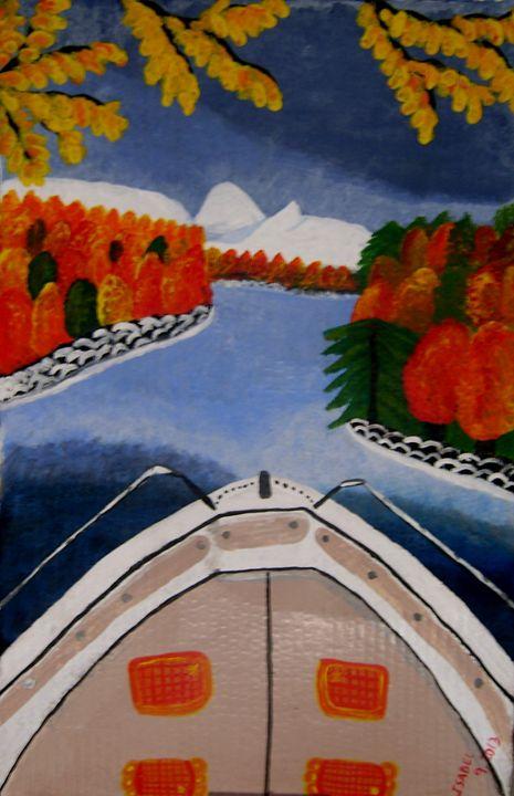 Autumn Chillin - Huthmacher I.