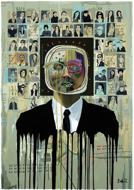 face mask - darren johnson