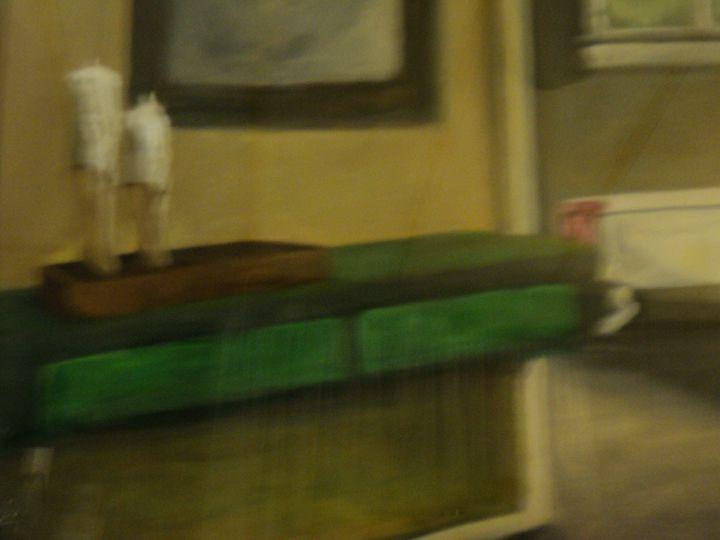 In the Hallway - Jason Janjanin