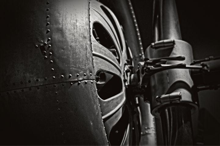 Northrop Gamma - Gallery Three Photography