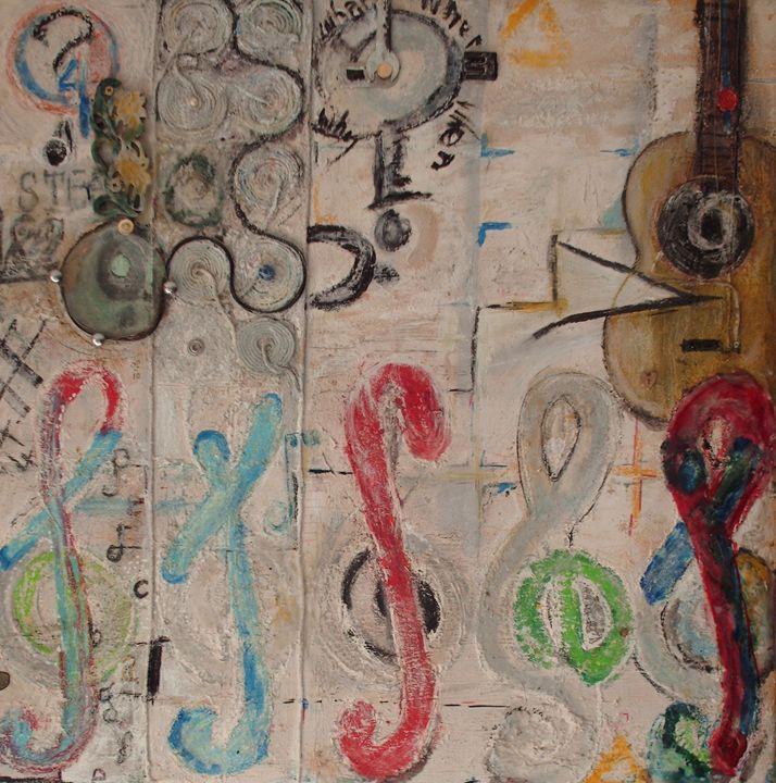 Title Page 4 Quartets - PJ Yoward