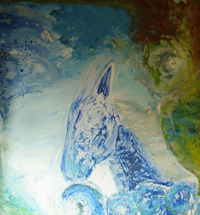 Der Blaue Reiter (Blue Rider) - PJ Yoward