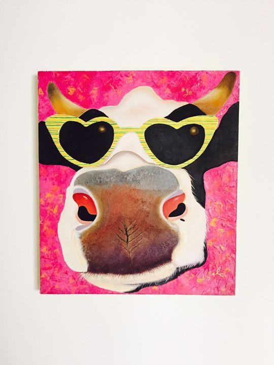 Rockstar Cow - isela