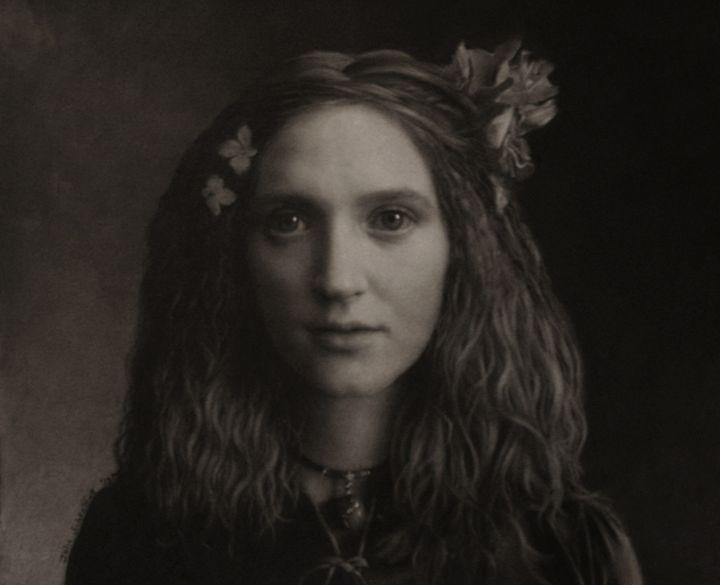 Portrait of Mona Canino - John Schaeffer