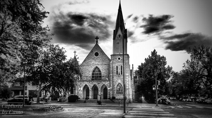 St Joes catholic church Fort Collins - Camo
