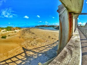 Thunder point walkway, Warrnambool