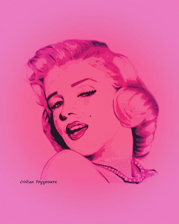 Marilyn Monroe - NocturnalPanda