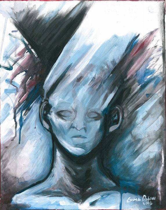 Blu - Emma Dobson
