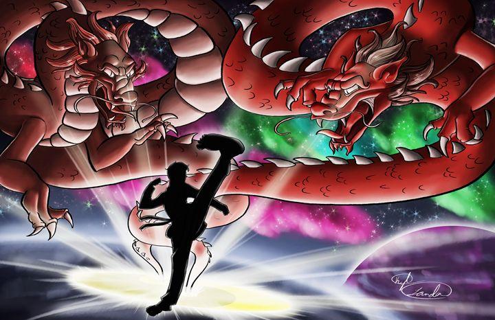 Twin Dragon Taekwondo - Kreative Kicker Studio