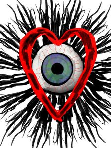 eye love you