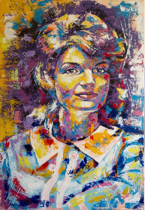 Jacqueline Kennedy - Vale Kardamski