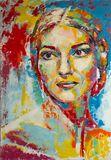 Maria Callas - Original Painting