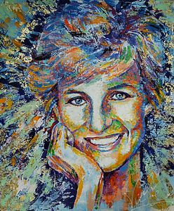 Princess Diana - Vale Kardamski