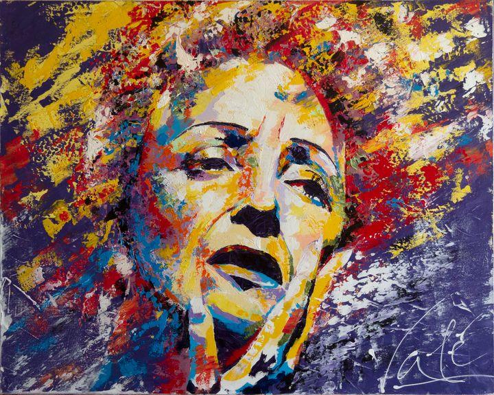Edith Piaf - Vale Kardamski