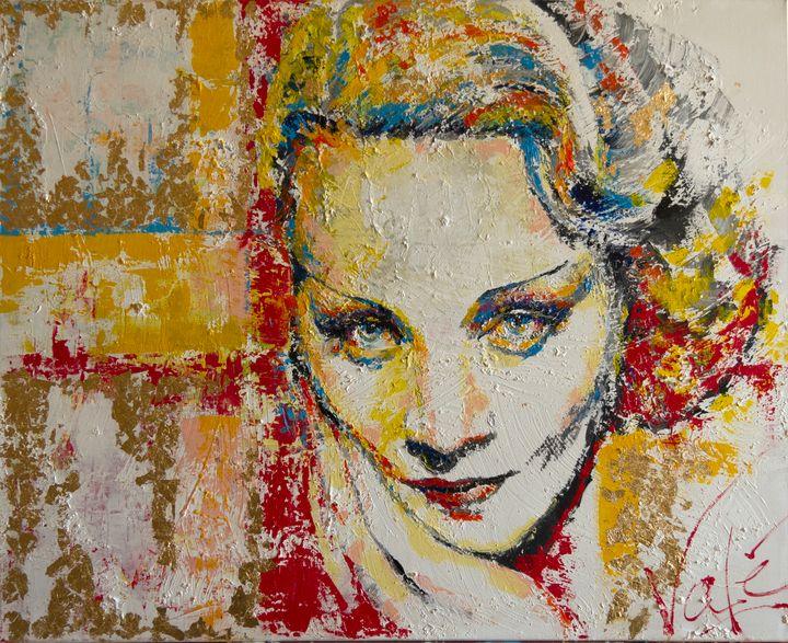Merlene Dietrich - Vale Kardamski