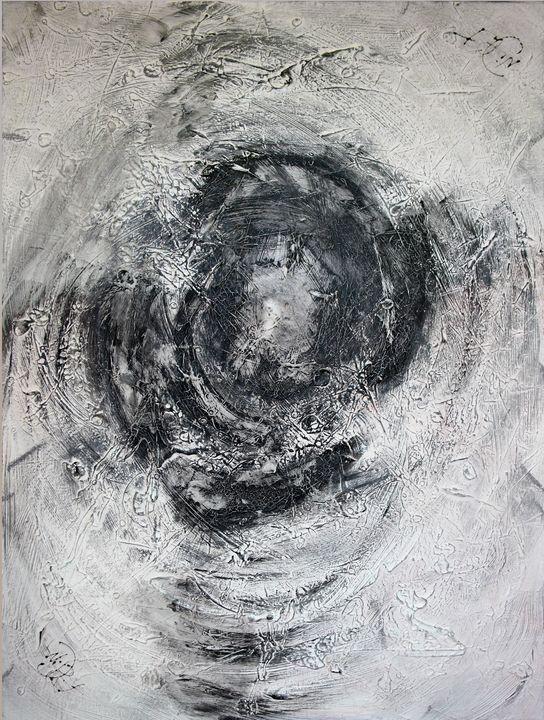 Oeil de l'ouragan2, Eye of hurricane - byninon