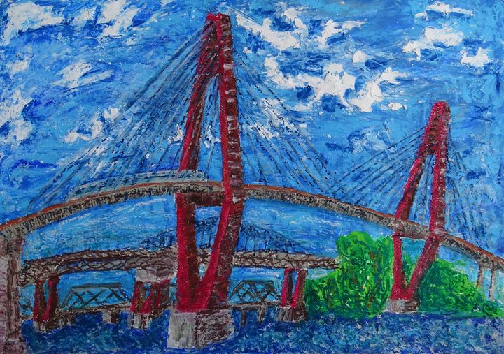 New Westminster Bridges - byninon