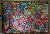44x60 in. oil painting