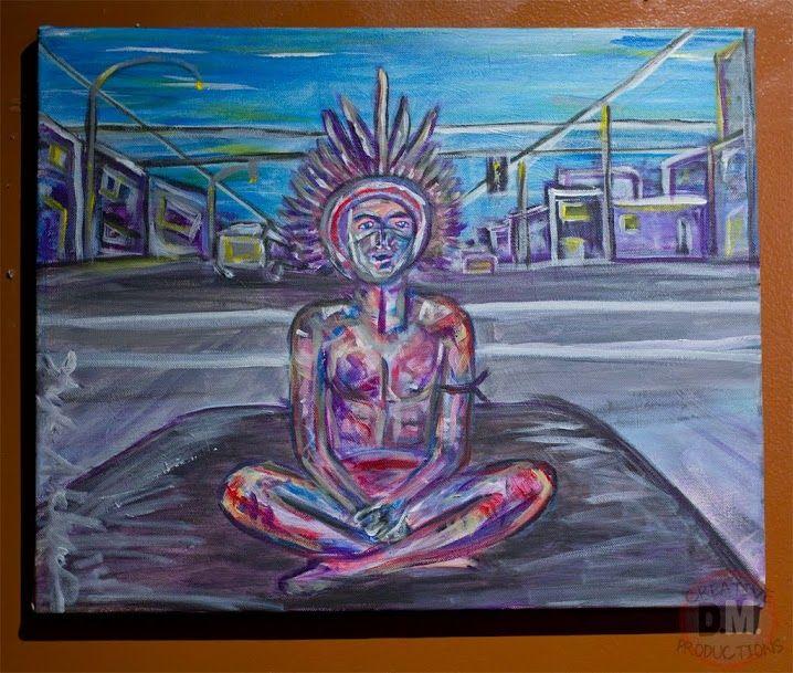 Indigenously Homeless - Artform