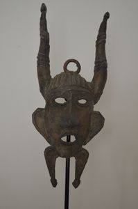 Masque Africain - Old African mask