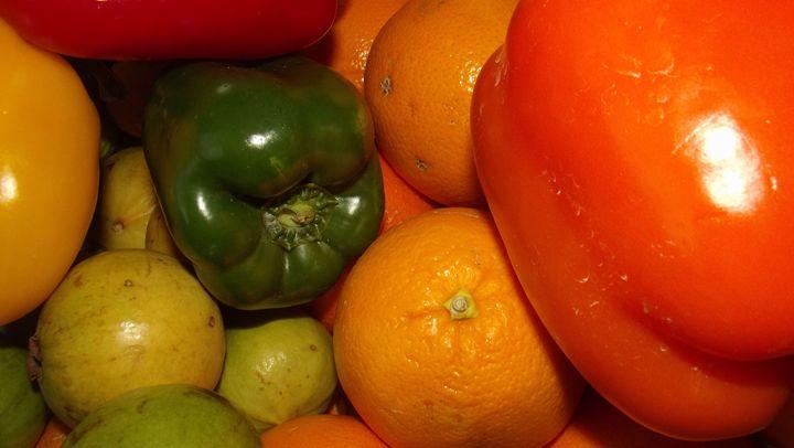 Fruit & Veg -  Garciadodgen
