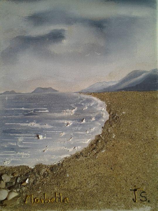 THE BEACH collection - Jeanett Siraki