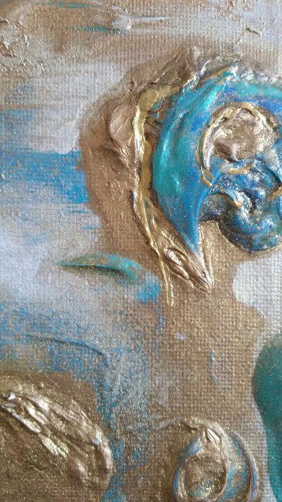 EMERALD collection - Jeanett Siraki