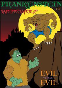 Frankenstein VS Werewolf