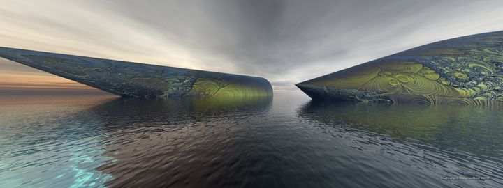 Ocean Mystic - Wayne Roe Designs